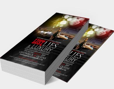 A Leaflets DL Size - Dl size flyer template