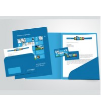 A4 OVERSIZED FOLDERS  GLOSS LAMINATED