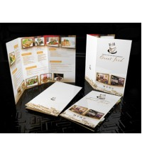 6PP A5 Restaurant Menu