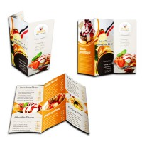 Restaurant/Takeaway Menu-A4